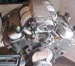 Chevrolet Tuned Port Injection Engine Picured