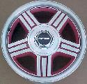 91-92 Camaro RS/Z28 wheels in red